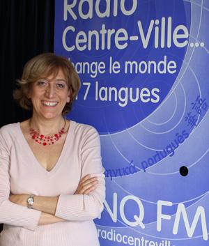 Cinzia Cuneo – Founder of SOSCuisine.com