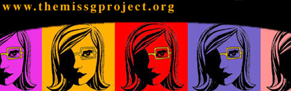 The Miss G__ Project Logo