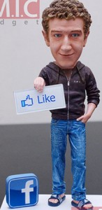 Zuckerburg Action Figure